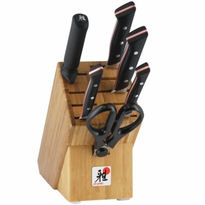 MIYABI <font color=&quot;red&quot;>RED</font> 600S Morimoto Edition 7 Pc Block Set