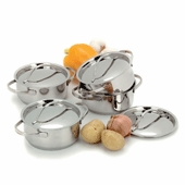 Demeyere Resto Stainless Steel Cookware