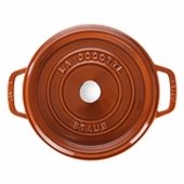 Staub Burnt Orange