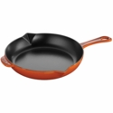 "Staub Cast Iron 10"" Fry Pan - Burnt Orange"