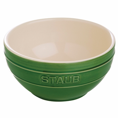 "Staub Ceramic 4.75"" Small Universal Bowl - Basil"