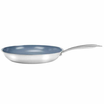 """STEELCLAD 10"""" Fry Pan Ceramic Coated Non-Stick"""