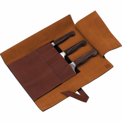 TWIN<sup>�</sup> 1731 Leather Roll Set, 4pcs