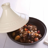 Veal Tajine with Apples and Prunes