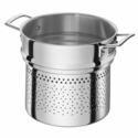 ZWILLING Aurora 5-ply 8-qt Stainless Steel Pasta Insert (Fits 8-qt Stock Pot)