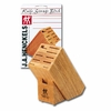 ZWILLING J.A. Henckels 10-slot Hardwood Knife Block