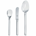 ZWILLING J.A. Henckels Captivate 3-pc 18/10 Stainless Steel Flatware Completer Set