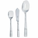 ZWILLING J.A. Henckels Lustre 3-pc 18/10 Stainless Steel Flatware Completer Set
