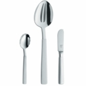 ZWILLING J.A. HENCKELS Flatware Pavo 3-pc 18/10 Stainless Steel Flatware Completer Set