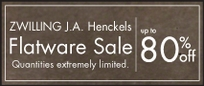 Flatware Clearance SALE