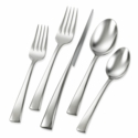 ZWILLING J.A. HENCKELS Bellasera 45-pc 18/10 Stainless Steel Flatware Set