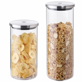 ZWILLING J.A. Henckels Glass Storage Jars