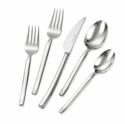 ZWILLING J.A. HENCKELS Opus 45-pc 18/10 Stainless Steel Flatware Set