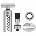 ZWILLING J.A. HENCKELS Sommelier Accessories 4-pc Sommelier Stainless Steel Wine Tool Set
