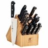 ZWILLING J.A. Henckels TWIN Gourmet 18-pc Knife Block Set