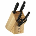 ZWILLING J.A. HENCKELS TWIN Signature 6-pc Knife Block Set