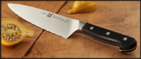 Ultimate Serrated Chef�s Knife