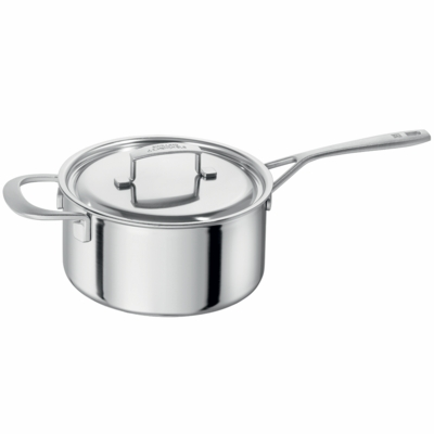 ZWILLING Sensation 5-ply	 4-qt Stainless Steel Saucepan