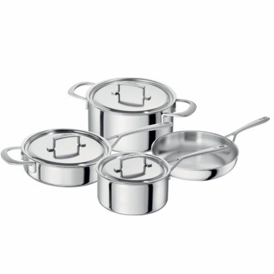 ZWILLING Sensation 5-ply	 7-pc Stainless Steel Cookware Set