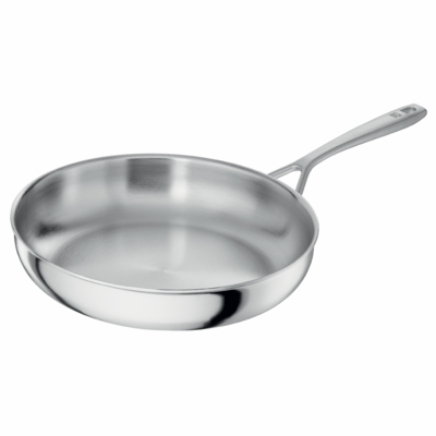 "ZWILLING Sensation 5-ply 9.5"" Stainless Steel Fry Pan"