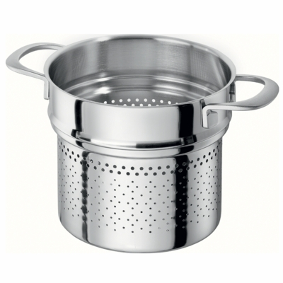 ZWILLING Sensation 5-ply 8-qt Stainless Steel Pasta Insert (Fits 8-qt Stock Pot)