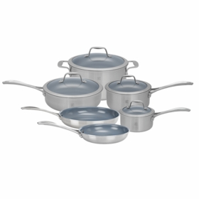 ZWILLING<sup>�</sup> Spirit 10PC Set - Thermolon Coated