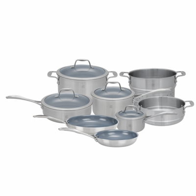 ZWILLING<sup>�</sup> Spirit 12PC - Thermolon Coated