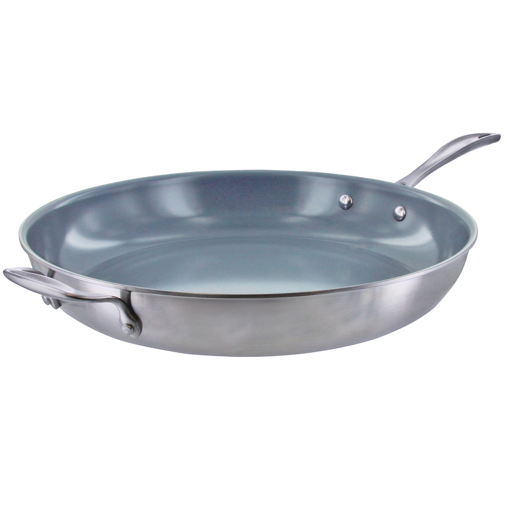 Zwilling J A Henckels Spirit 3 Ply 14 Quot Stainless Steel