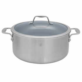 ZWILLING<sup>�</sup> Spirit Dutch Oven 8QT with Lid - Thermolon Coated