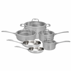 ZWILLING<sup>�</sup> Spirit Polished 10 Pc Set