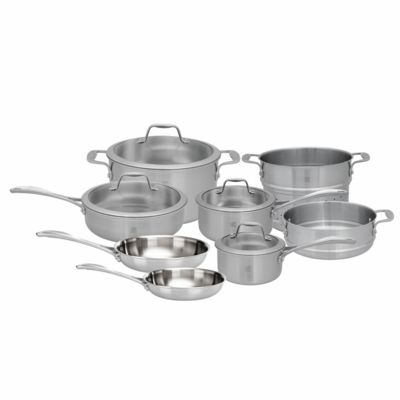 ZWILLING<sup>�</sup> Spirit Polished 12 Pc Set