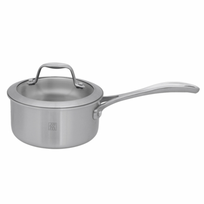 ZWILLING<sup>�</sup> Spirit Polished 1Qt Saucepan with Lid