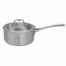 ZWILLING<sup>�</sup> Spirit Polished 2Qt Saucepan with Lid