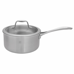 ZWILLING<sup>�</sup> Spirit Polished 3Qt Saucepan with Lid