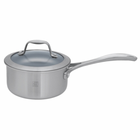 ZWILLING<sup>�</sup> Spirit Saucepan 1QT with Lid - Thermolon Coated