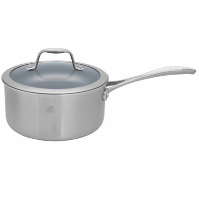 ZWILLING<sup>�</sup> Spirit Saucepan 3QT with Lid - Thermolon Coated
