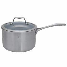 ZWILLING<sup>�</sup> Spirit Saucepan 4QT with Lid - Thermolon Coated