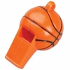 Basketball Whistle Cupcake Toppers 24 Pack