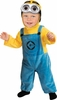 Despicable Me 2 Minion Dave Infant to Toddler Costume