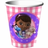Disney Doc McStuffins 9 oz. Party Cups 8 Pack