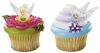 Disney Fairies Tinker Bell & Periwinkle Cupcake Rings 12 Pack
