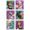 Disney Frozen Sticker Sheets 4 Pack