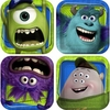 "Disney Monsters University 7"" Dessert Plates 8 Pack"