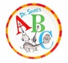 "Dr. Seuss ABC 9"" Lunch Plates 8 Pack"