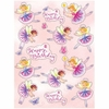 Garden Fairy Party Stickers 4 Pack