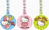 Hello Kitty Balloon Dreams Printed Dangling Cutouts 3 Pack