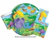 Jungle Buddies Birthday Party Deluxe Pack