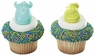 Monsters University Mike & Sulley Cupcake Rings 12 Pack