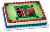 NFL Atlanta Falcons Football & Tee Cake Topper Set