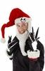 Nightmare Before Christmas Santa Jack Costume Kit